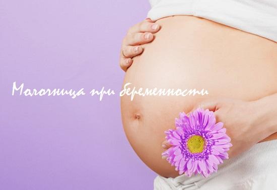 молочница у беременных симптомы