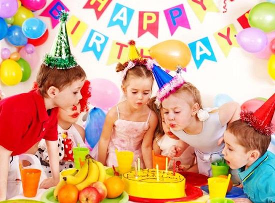 Интересные конкурсы и игры на день рождения для детей