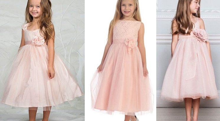 7d77832ed5b1455 Выпускное платье для детского сада: правила выбора | Все о детях ...