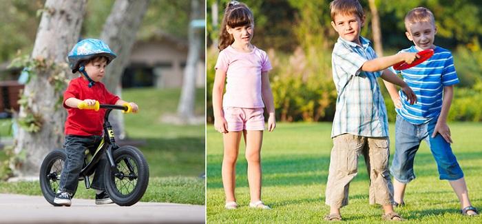 спортивные подарки для детей