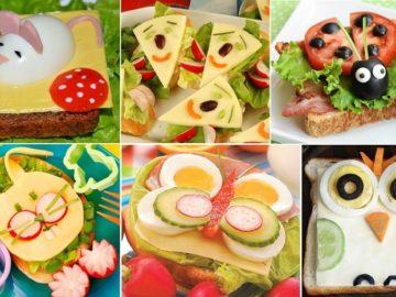 украшение блюд на детский день рождения