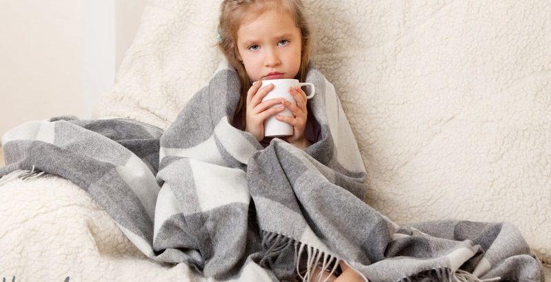 идти в школу с простудой