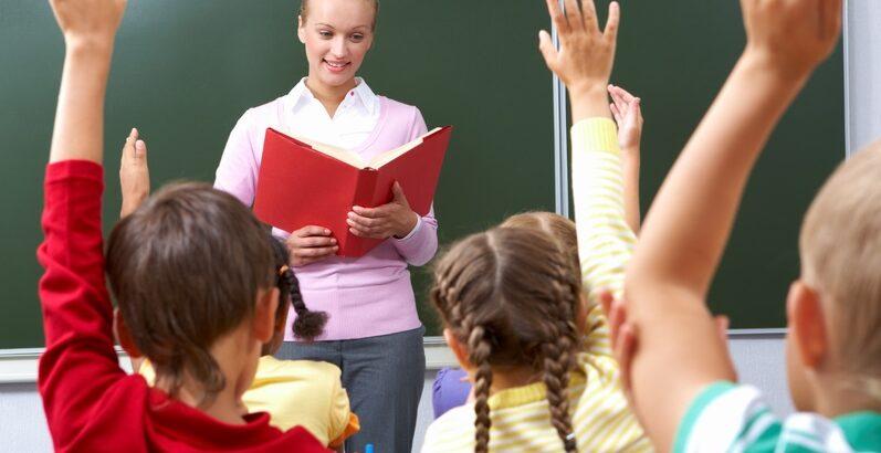 слова благодарности первому учителю