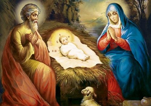 история Рождества для детей