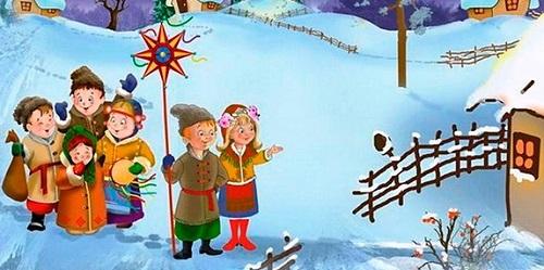 детям про Рождество Христово