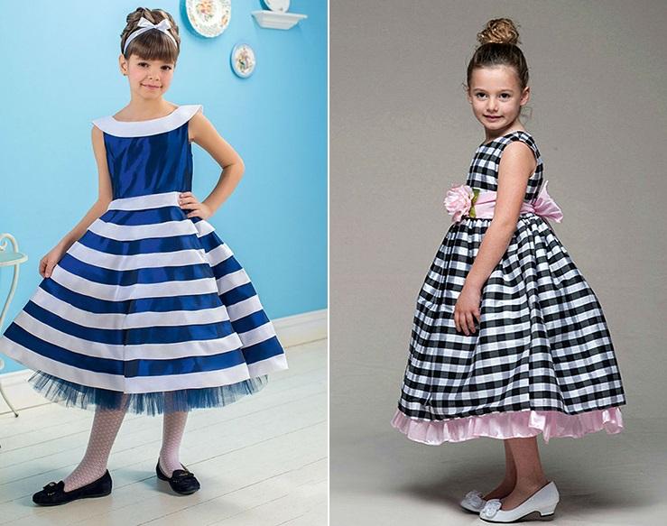 красивые платья на выпускной в детский сад