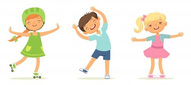подвижные спортивные игры для детей