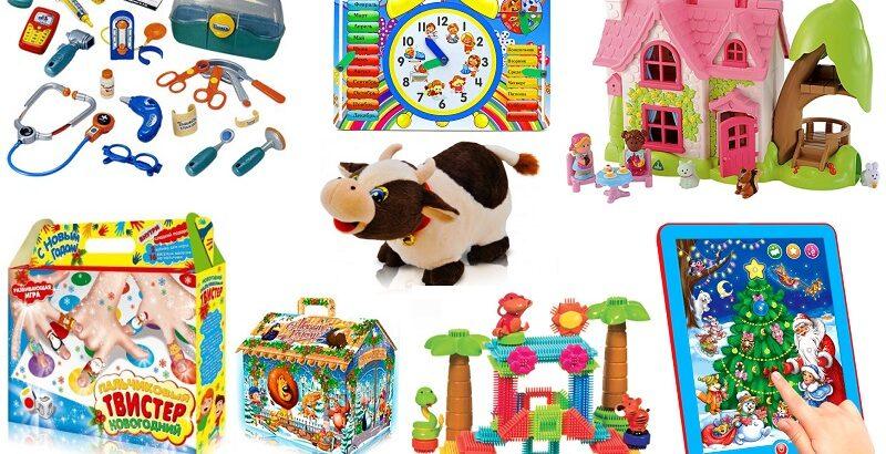что подарить детям на новый год в детском саду