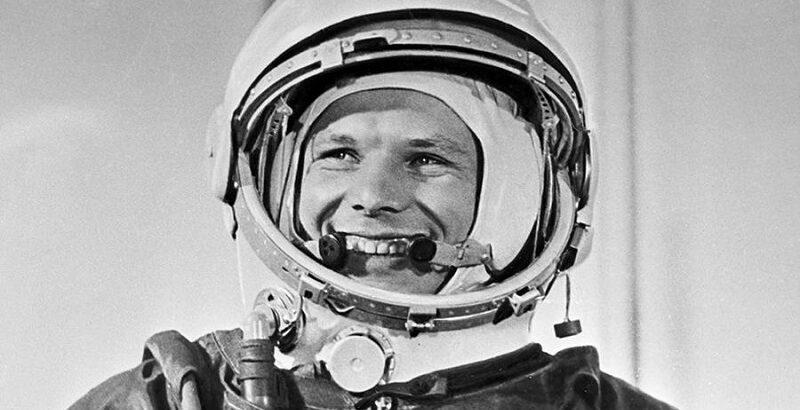 биография Юрия Гагарина для детей