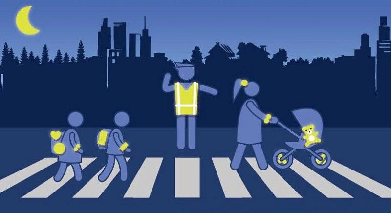 светоотражатели для детей