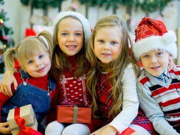 игры на Новый год для детей 6 лет