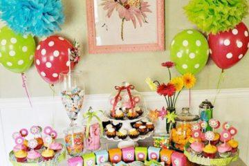 Как украсить комнату на День рождения ребенка?