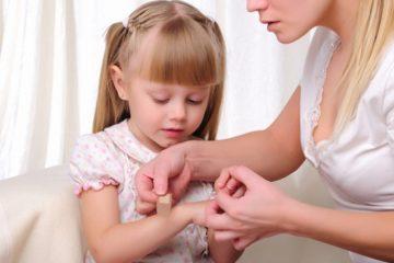 Мокнущая рана у ребенка. Чем лечить мокнущую рану