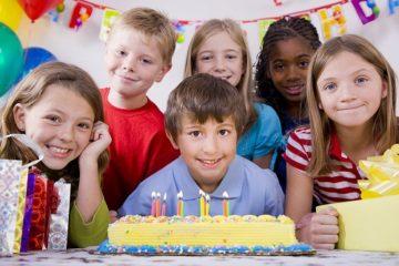 Меню на День рождения ребенка (рецепты с фото)